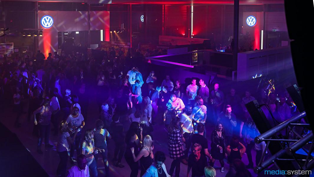 30+ Party Autohaus Ochs Öhringen 2017