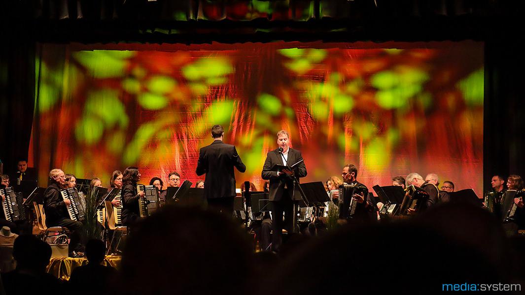 Jubiläumskonzert 50 Jahre Akkordeonorchester Brettachtal