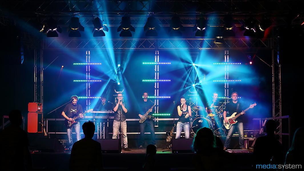 Firmenveranstaltung - Rock am Regal - Ziegler GmbH, Öhringen