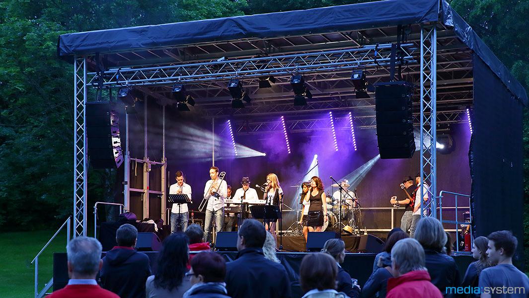 30 Jahre Breitenauer See Fest mit nittid