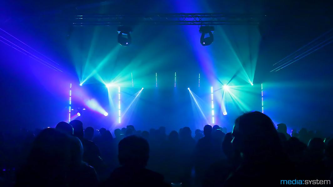 ZAOH Party mit Lichttechnik und Tontechnik von media:system