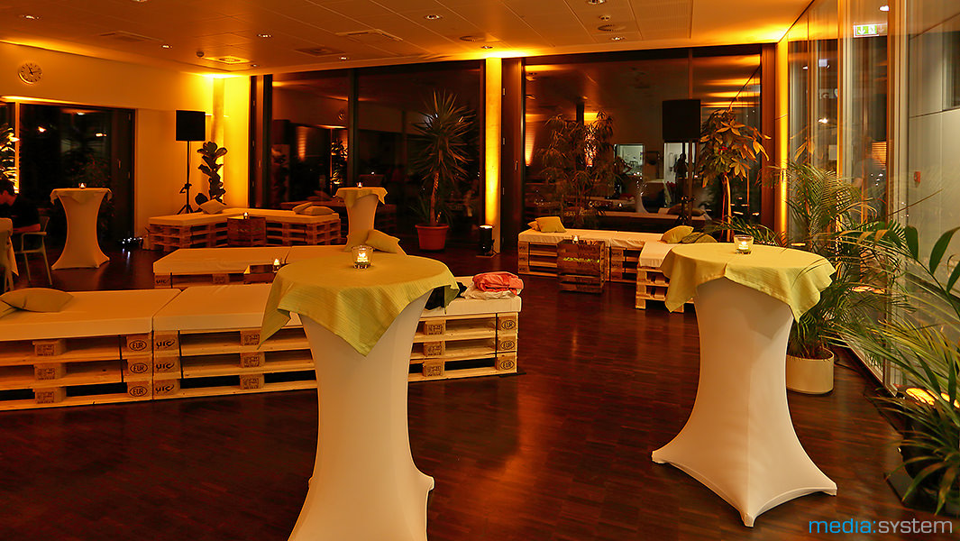 VIP-Lounge beim GEMÜ OpenAir