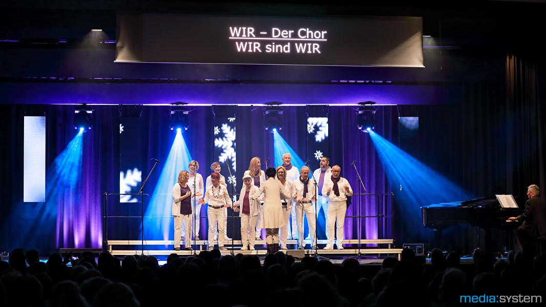 WIR der Chor beim Grandprix der Popchöre 2017