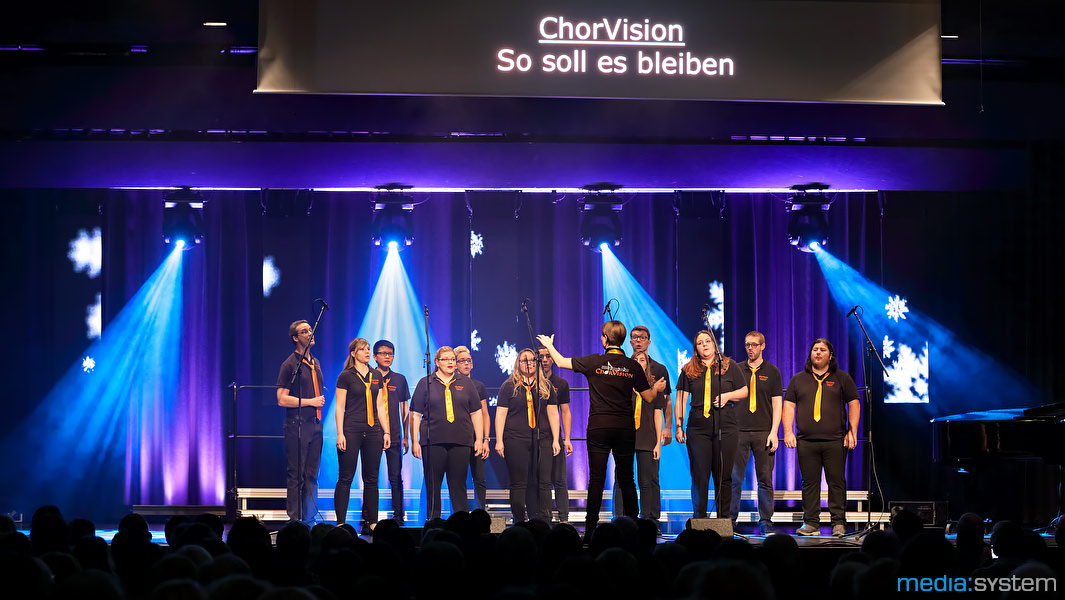 ChorVision beim Grandprix der Popchöre 2017