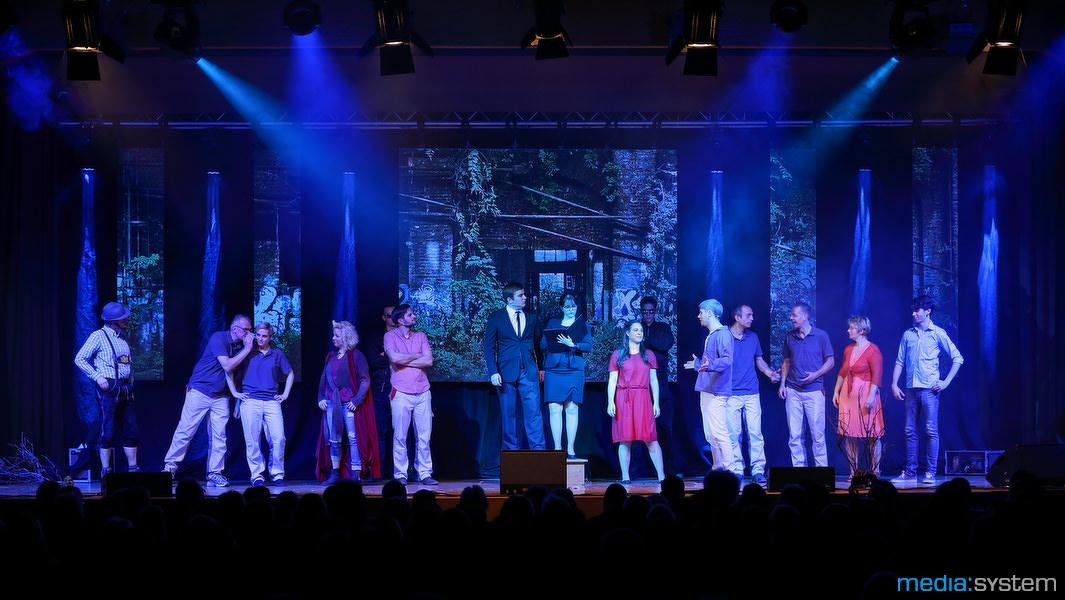 Musical Freiheit des Musikverein Ellhofen