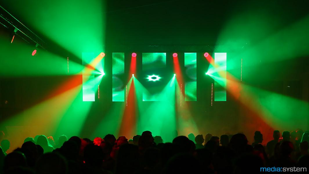 ZAOH Party 2017 des Vereins zur Förderung der Rockmusik