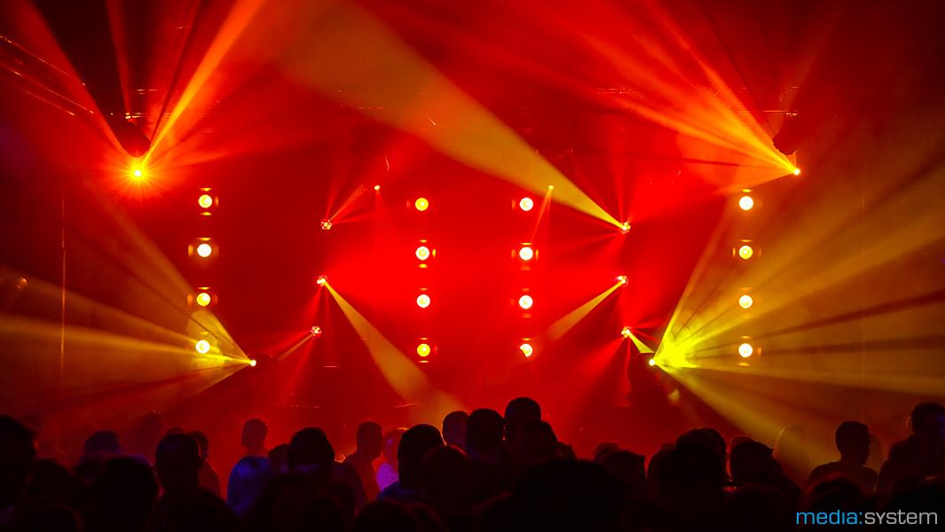 ZAOH Party 2018 des Vereins zur Förderung der Rockmusik